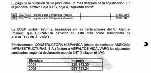 """Hacienda detecta """"el pago de la comisión"""" en un ayuntamiento (Pozuelo)"""