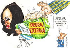 deuda externas